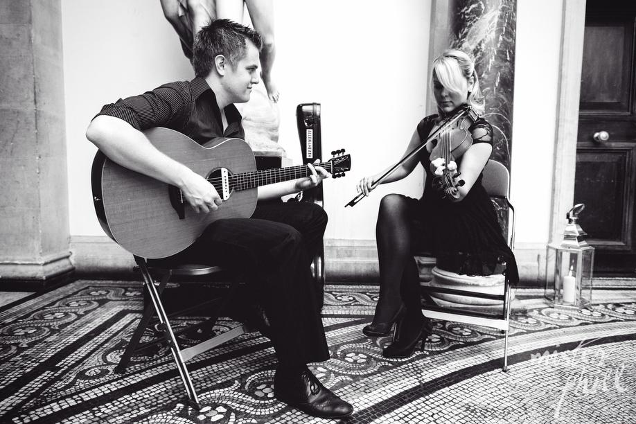 Irish Duo London