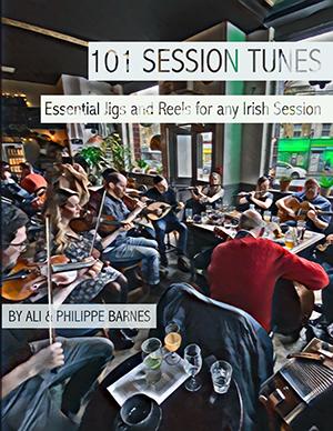 Irish Session Tunes Book